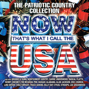 Various Artists - Now That's What I Call the U.S.A. (The Patriotic Country Collection)