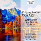 Symphony No. 34 in C Major, K. 338: II. Andante di molto (più tosto Allegretto) artwork