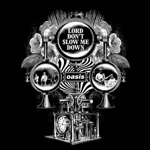 Lord Don't Slow Me Down - Single