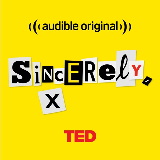 Cover image of Sincerely, X