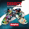 DIRECT (feat. NEO HERO, RAY & 裂固) - Single ジャケット写真