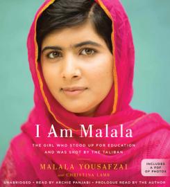 I Am Malala audiobook