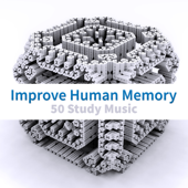Improve Human Memory: 50 Study Music to Boost Your Concentration, Reducing Exam Anxiety, Brain Stimulation, Transform Your Thinking, Relaxation Meditation