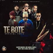 Te Boté (feat. Darell, Ozuna & Nicky Jam) [Remix] - Nio García, Casper Mágico & Bad Bunny - Nio García, Casper Mágico & Bad Bunny