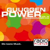 Guuggen-Power, Vol. 14 (15 Guuggenmusigen Live)