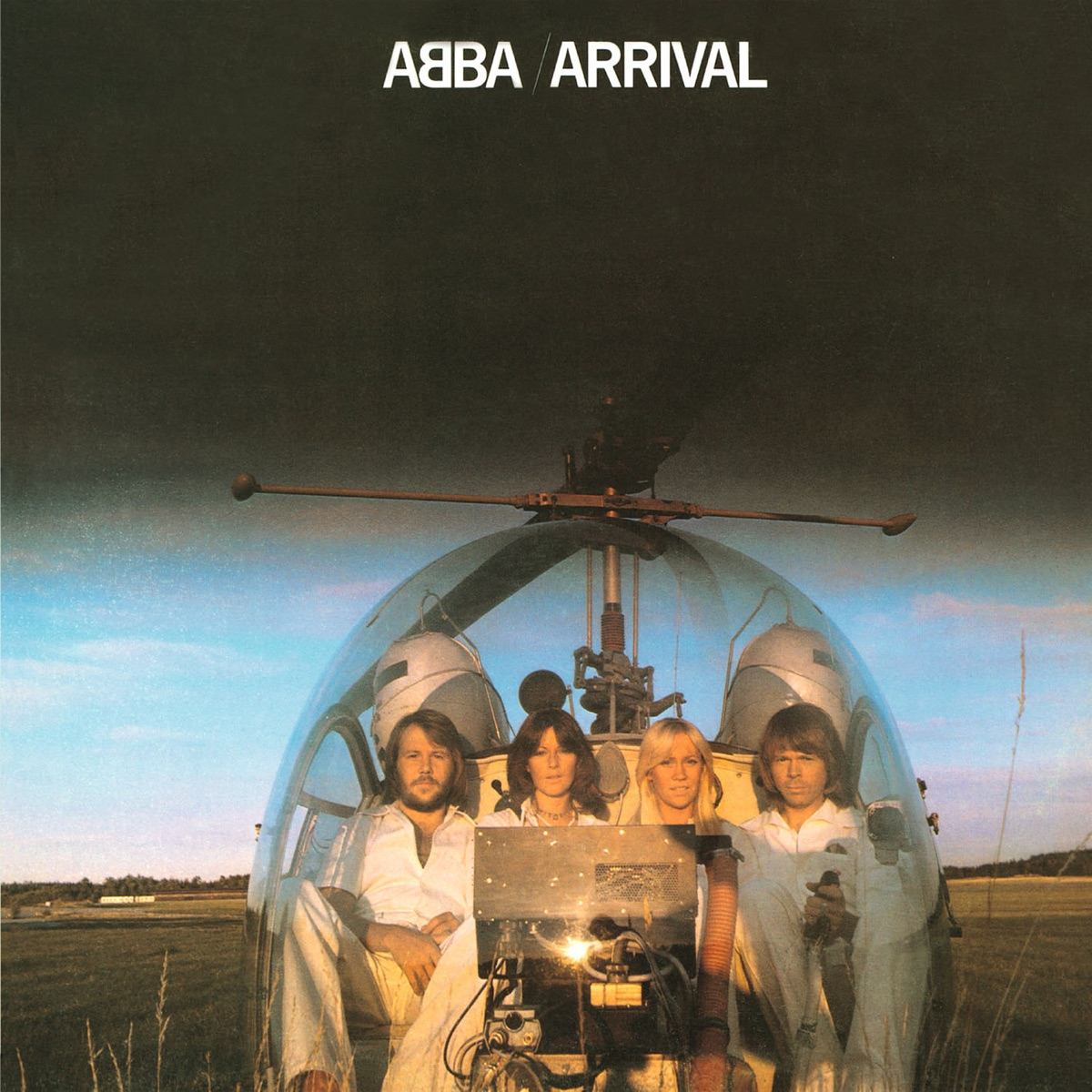 Arrival ABBA CD cover