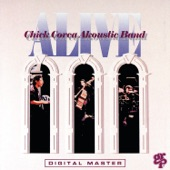 Chick Corea Akoustic Band - On Green Dolphin Street