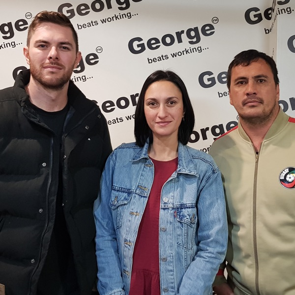 George FM Breakfast with Clint, Kara and Tammy
