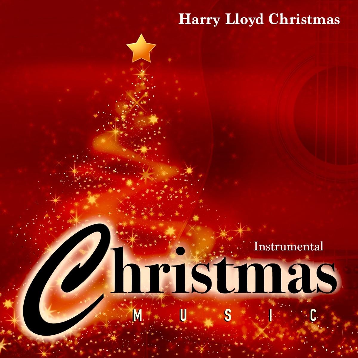 Album Cover by Harry Lloyd Christmas