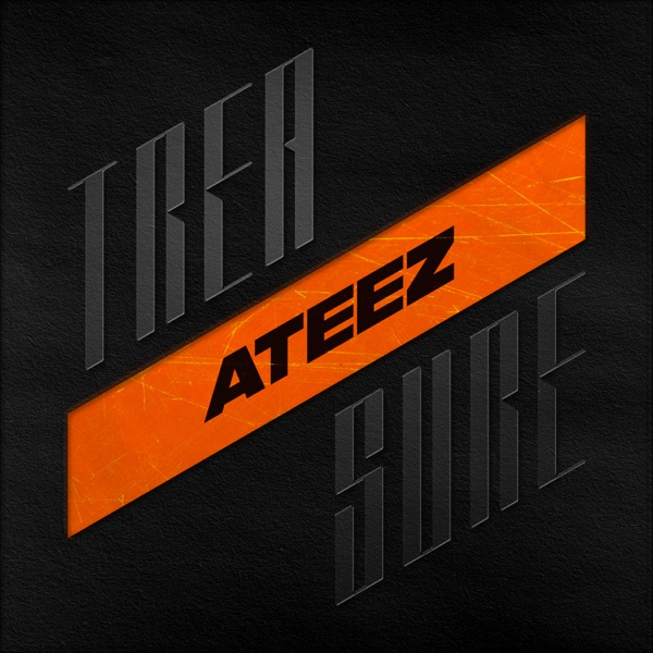 Treasure - ATEEZ song image