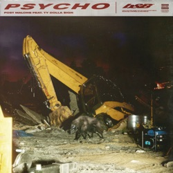 View album Post Malone - Psycho (feat. Ty Dolla $ign) - Single