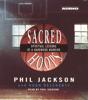 Phil Jackson & Hugh Delehanty - Sacred Hoops artwork