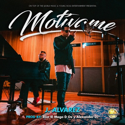 Motívame - Single - J Alvarez
