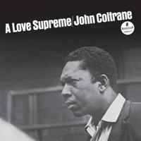 John Coltrane - A Love Supreme artwork