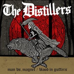 Man vs. Magnet / Blood in Gutters - Single