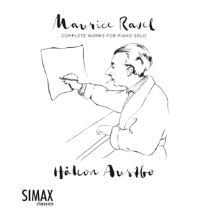 Håkon Austbø - Maurice Ravel Complete Works for Piano Solo
