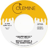 Wesley Bright and the Honeytones - You Don't Want Me