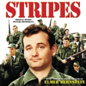 Elmer Bernstein - Stripes - End Credits