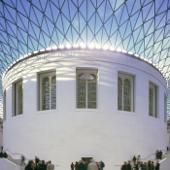 Galerías del Museo Britanico