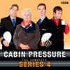 John Finnemore - Cabin Pressure: The Complete Series 4  artwork