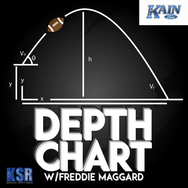 The Depth Chart Podcast With Fred Maggard