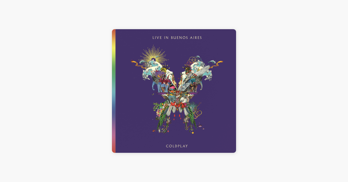 Live in Buenos Aires by Coldplay