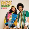 Bruno Mars - Finesse (Remix) [feat. Cardi B] Grafik