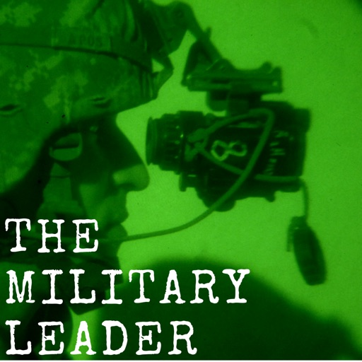 Cover image of The Military Leader Podcast