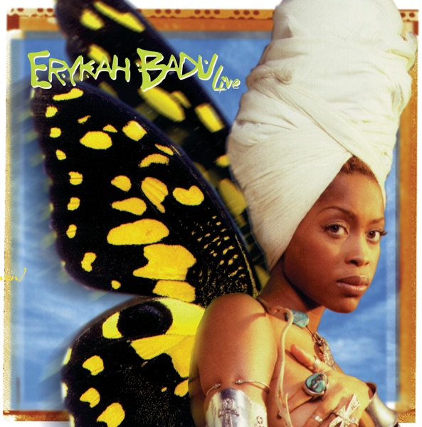 Erykah Badu mit Next Lifetime