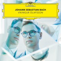 Vikingur Olafsson - Johann Sebastian Bach artwork