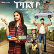 Piku (Original Motion Picture Soundtrack) - EP - Anupam Roy - Anupam Roy