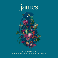 Living in Extraordinary Times, James