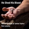 He Shed His Blood - Single ジャケット写真