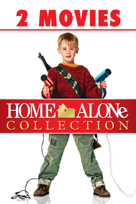 2 Movie Home Alone Collection