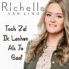 Richelle Van Ling - Toch Zal Ik Lachen Als Je Gaat kunstwerk
