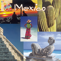 Various Artists - Musikreise México artwork