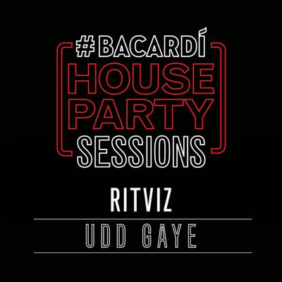 Udd Gaye (Bacardi House Party Sessions) - Ritviz