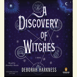 A Discovery of Witches: A Novel (Unabridged) - Deborah Harkness MP3 Download