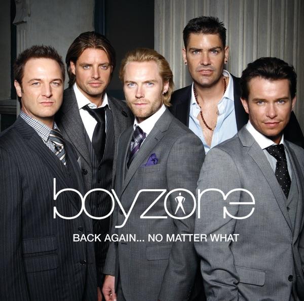 Boyzone mit No Matter What