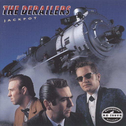 Art for This Big City by The Derailers