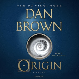 Origin: A Novel (Unabridged) - Dan Brown audiobook, mp3