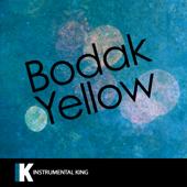 Bodak Yellow In The Style Of Cardi B [Karaoke Version] Instrumental King - Instrumental King