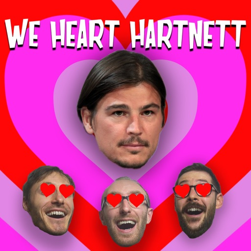 Cover image of We Heart Hartnett