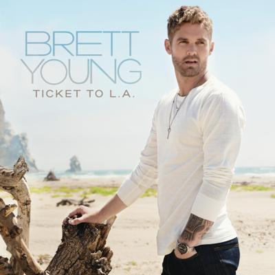 Here Tonight - Brett Young song