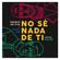 No Sé Nada de Ti (Versión Salsa) - Franco de Vita & Nicky Jam