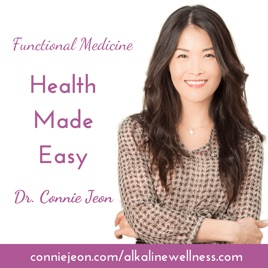 Health Made Easy With Dr  Connie Jeon: Inflammation as the Root