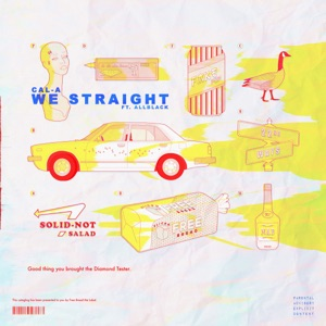 We Straight (feat. AllBlack) - Single Mp3 Download