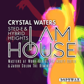 Download Crystal Waters  - I Am House (Jacob Colon Mix)