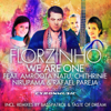 Florzinho - We Are One (feat. Amroota Natu) artwork
