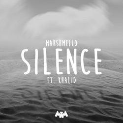 View album Marshmello - Silence (feat. Khalid) - Single